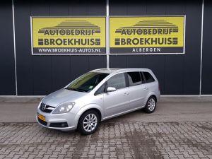 Schadeauto Opel Zafira 1.6 Executive