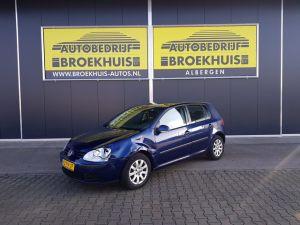 Schadeauto Volkswagen Golf 1.9 TDI Comfortline