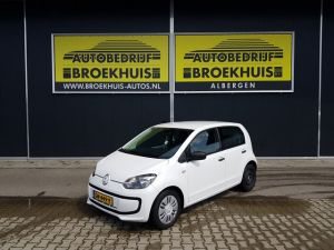 Schadeauto Volkswagen up! 1.0 take up! BlueMotion