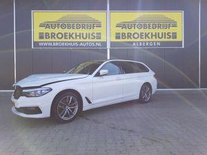 Schadeauto BMW 5 Serie Touring 520d Corporate Executive