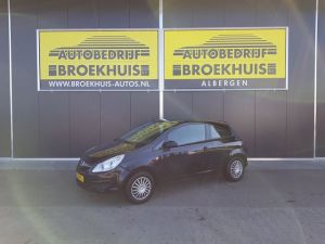 Schadeauto Opel Corsa 1.3 CDTi Enjoy