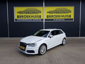 Schadeauto Audi A3 Sportback 1.4 e-tron PHEV Ambition Pro Line plus