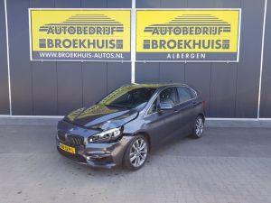 Schadeauto BMW 2 Serie Active Tourer 218i Centennial High Executive