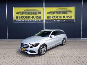 Schadeauto Mercedes-Benz C-Klasse Estate 350 e Lease Edition