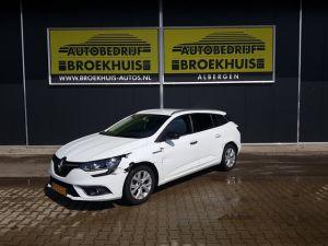 Schadeauto Renault Mégane Estate 1.3 TCe Limited