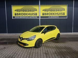 Schadeauto Renault Clio 1.5 dCi ECO Expression