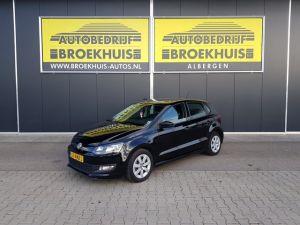 Schadeauto Volkswagen Polo 1.2 TDI BlueMotion Comfortline