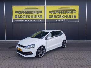 Schadeauto Volkswagen Polo 1.4 TDI BlueMotion