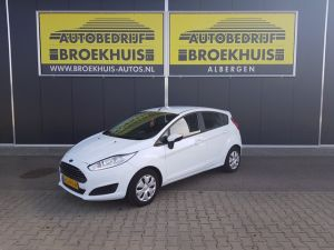 Schadeauto Ford Fiesta 1.5 TDCi Style Lease