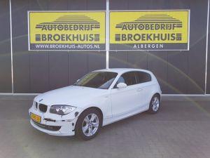 Schadeauto BMW 1 Serie 116i