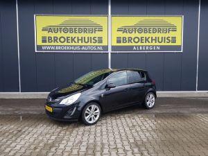 Schadeauto Opel Corsa 1.4-16V