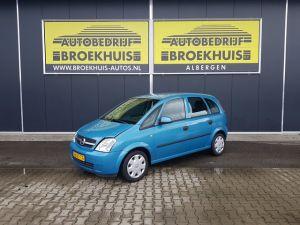 Schadeauto Opel Meriva 1.6 Enjoy