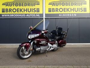 Schadeauto Honda  GL 1800 Gold Wing Dual C-ABS Deluxe