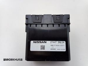 Nissan Leaf Module climatronic