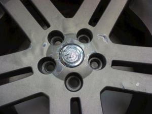 Chrysler 300 C Velgen set