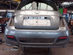 Fiat 500 Achterbumper