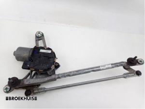 Audi A4 Ruitenwismotor+Mechaniek