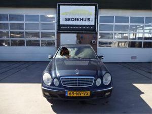 Mercedes E-Klasse 02-