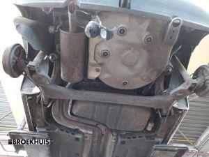 Volkswagen Fox Achteras voorwielaandrijving