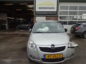 Opel Agila 08-