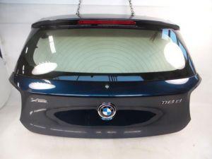 BMW 1-Serie Achterklep
