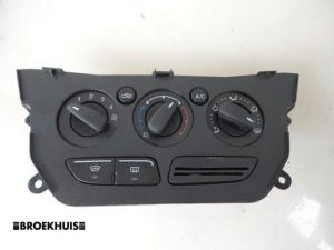Ford Transit Connect Chaufage Bedieningspaneel