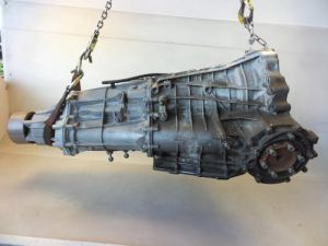 Audi A5 Automaatbak