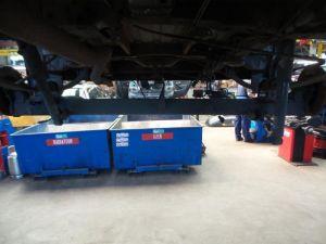 Ford Transit Achteras voorwielaandrijving
