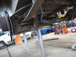 Opel Movano Achteras voorwielaandrijving