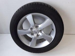Mazda 6. Sportvelgenset + banden