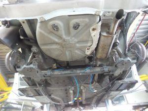 Peugeot 207 Achteras voorwielaandrijving