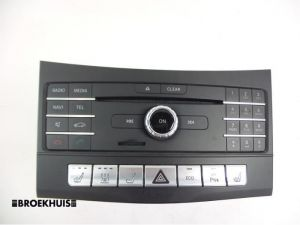 Mercedes E-Klasse Navigatie Systeem