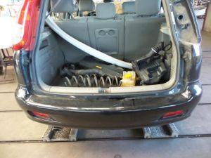 Chevrolet Tacuma Achterbumper