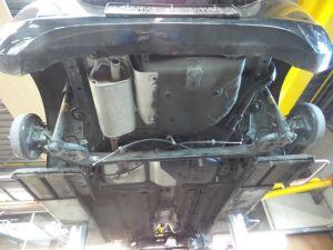 Opel Karl Achteras voorwielaandrijving
