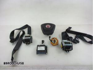 Fiat Doblo Airbag Set+Module