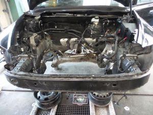 Volvo S40 Bumperbalk voor