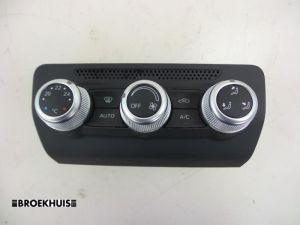 Audi A1 Kachel Bedieningspaneel