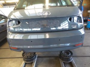 Audi A1 Achterbumper