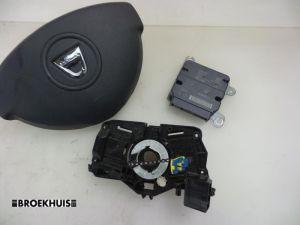 Dacia Dokker Airbag Set+Module
