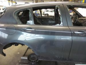 BMW 1-Serie Deur 4Deurs rechts-achter
