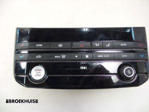 Jaguar XE Chaufage Bedieningspaneel