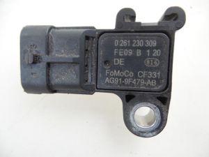 Ford Focus Map Sensor (inlaatspruitstuk)