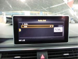 Audi A4 Navigatie Display