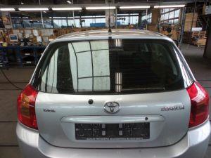 Toyota Corolla Achterklep