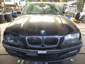 BMW 3-Serie Motorkap