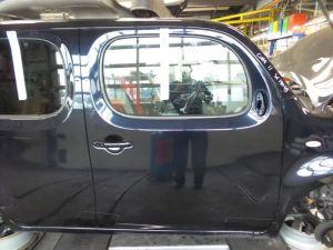 Nissan Cube Deur 4Deurs rechts-voor