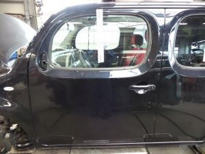 Nissan Cube Deur 4Deurs links-voor