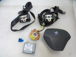 Peugeot Bipper Airbag Set+Module