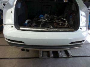 Audi Q3 Achterbumper