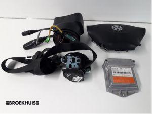 Volkswagen Crafter Airbag Set+Module